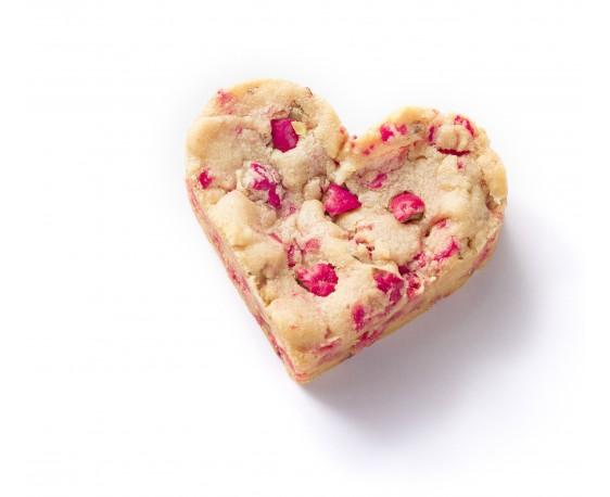 Cookie Coeur Praline de Valence
